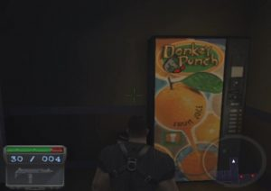 "A ""Donkey Punch"" vending machine."