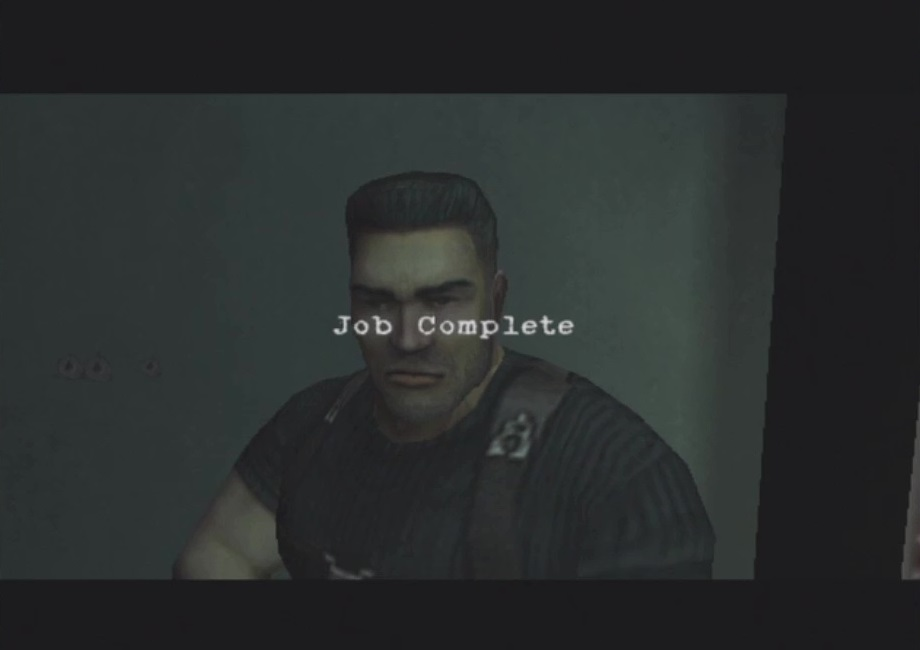 "Screenshot saying ""Job Complete"""